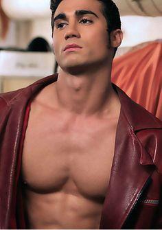 Jonathan Forte male fitness model