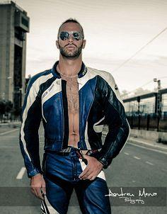 Adrian Ro male fitness model