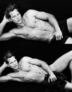 Geoffroy Jonckheere male fitness model