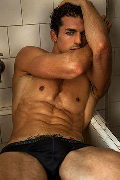 Jivago Santinni male fitness model