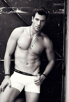 Roni Mazon male fitness model