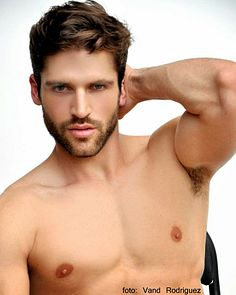 Juliano Oliveira male fitness model