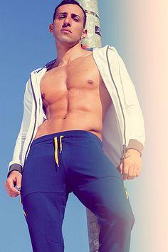 Fran Gonzalez male fitness model