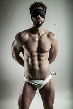 Jon Foehl male fitness model
