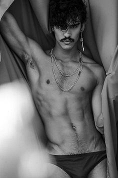 Jairo Rios male fitness model