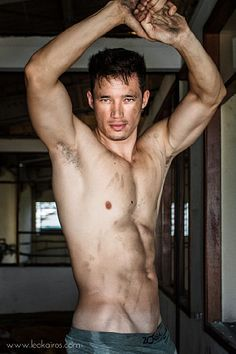 Denis Marques male fitness model