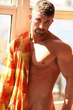 Keith Dezii male fitness model