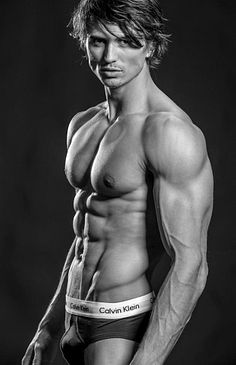 Pavel Stankevich male fitness model