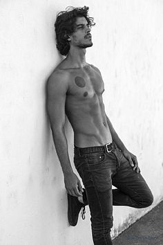 Jorge Alano male fitness model