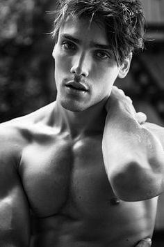 Myles Pimental male fitness model