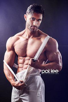 Francesco Montuori male fitness model