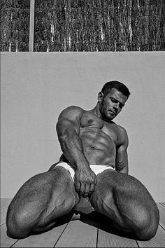 Egu Gato male fitness model