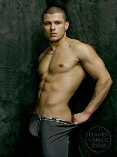 Juan Gallego male fitness model