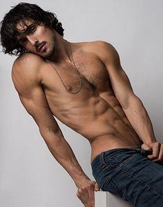 Jamey Poole male fitness model