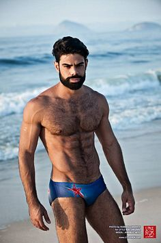 Americo Neto male fitness model