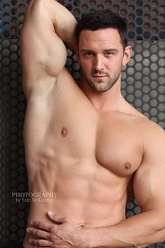 David Soltis male fitness model