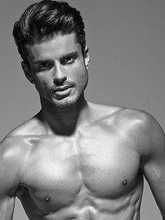 Alvaro Francisco male fitness model