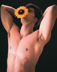 Henri Meilhac male fitness model