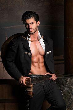 Irving Peña male fitness model