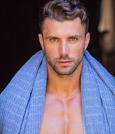 Hudson Wright male fitness model
