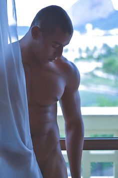Anderson Dias male fitness model