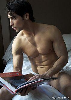Jae Garcia male fitness model