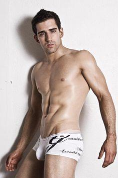 Corey Kirk male fitness model