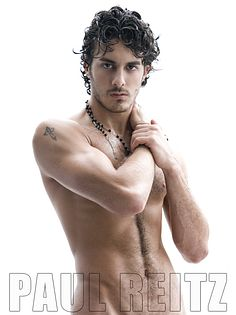 Patrick Salvato male fitness model