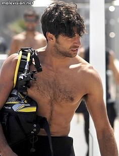 Cayetano Rivera Ordóñez male fitness model