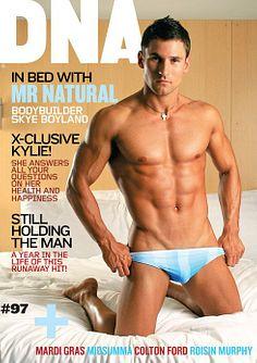 Skye Boyland male fitness model