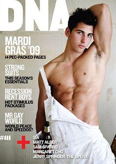 Alexander Prinz male fitness model