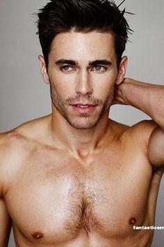 Corey Alfaro male fitness model