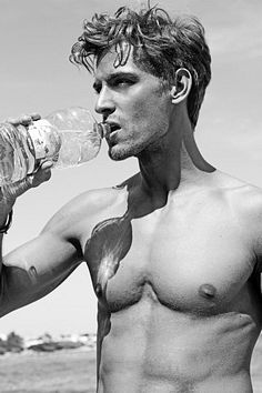 Christian Deerberg male fitness model