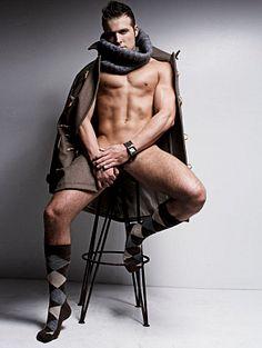 Tom Stapledon male fitness model