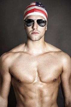 Corentin Grusson male fitness model