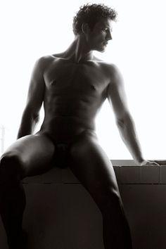 Michael Zdanowski male fitness model