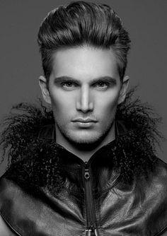 Julien Quevenne male fitness model