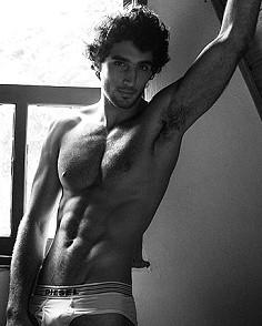 Caio Moreno male fitness model