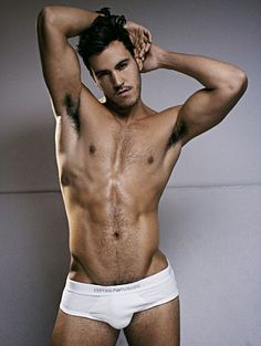 Juan Yanes male fitness model