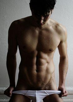 Bart Colom male fitness model