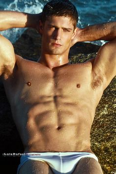 James Michael Hayes male fitness model