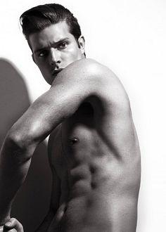 Donny Ware male fitness model
