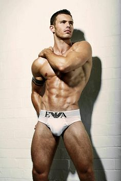 Adrien Kute male fitness model