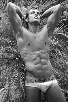 Bruno Di Angelis male fitness model