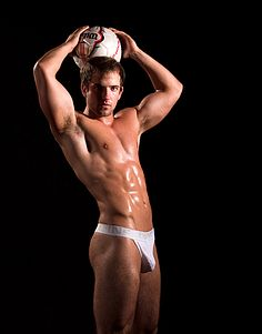 Justin Stanfield male fitness model