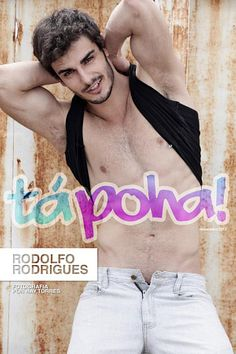 Roberto Rodrigues male fitness model
