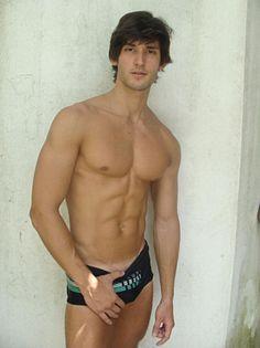 Diego Mello male fitness model