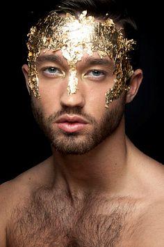 Michael Rowlands male fitness model