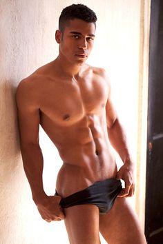 Josh Guidry male fitness model