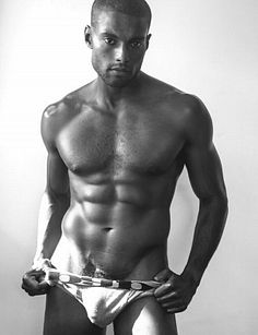 Sean Myrie male fitness model